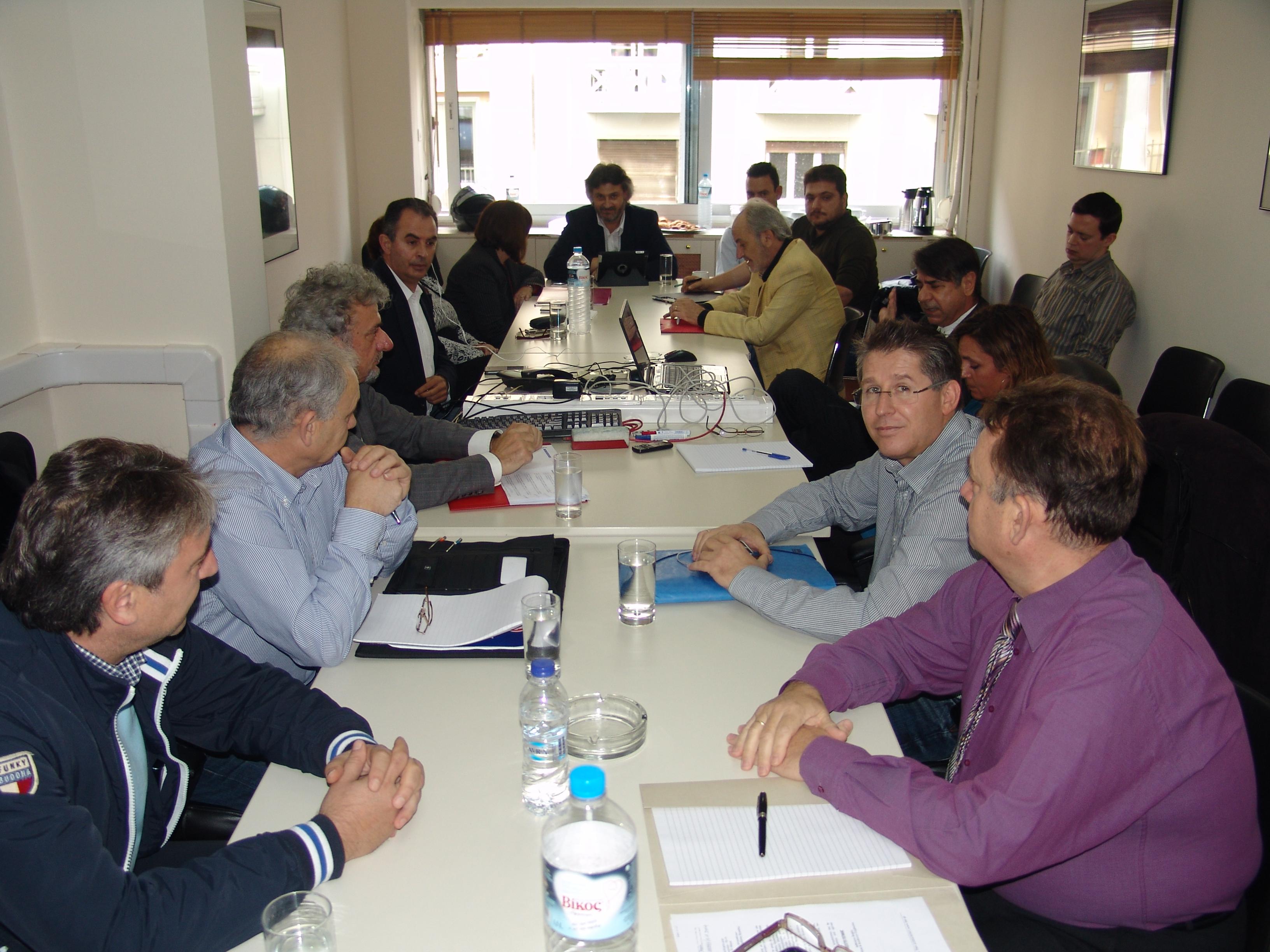 Αρχισε η διαπραγμάτευση για τη νέα ΕΣΣΕ
