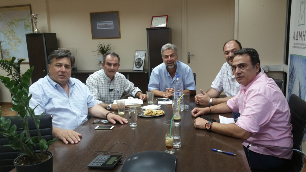 Συνάντηση ΓΕΝΟΠ/ΔΕΗ με τη Διοίκηση της ΑΔΜΗΕ Α.Ε.