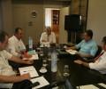 Συνάντηση με τον Πρόεδρο και Δ.Σύμβουλο της ΔΕΗ Α.Ε.