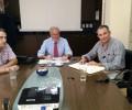 Συνάντηση ΓΕΝΟΠ/ΔΕΗ με τον Γεν. Διευθυντή Εμπορίας