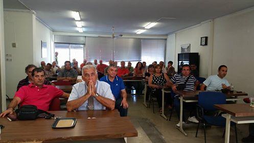 Υλικό από τις ενημερώσεις της ΓΕΝΟΠ/ΔΕΗ-ΚΗΕ στην Βόρεια Ελλάδα