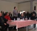 Στα πλαίσια των ενημερώσεων που έχει ξεκινήσει η Ομοσπονδία, ο πρόεδρος, Γιώργος Αδαμίδης, μιλά στους εργαζόμενους του Ορυχείου Νοτίου Πεδείου