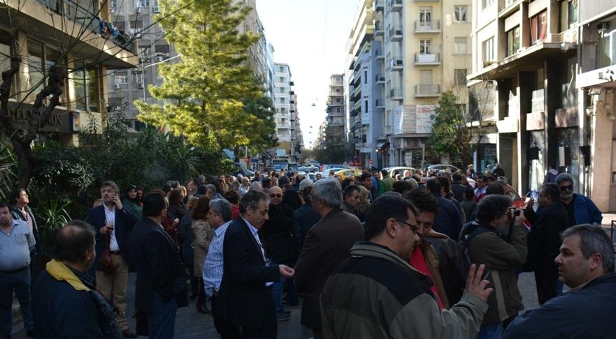 Παναττικό Συλλαλητήριο ΓΕΝΟΠ/ΔΕΗ – εικόνες / video
