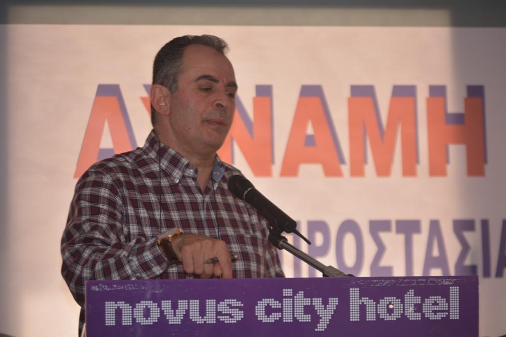 Ο πρόεδρος της ΓΕΝΟΠ μιλά για την κατάσταση στον Ομιλο ΔΕΗ