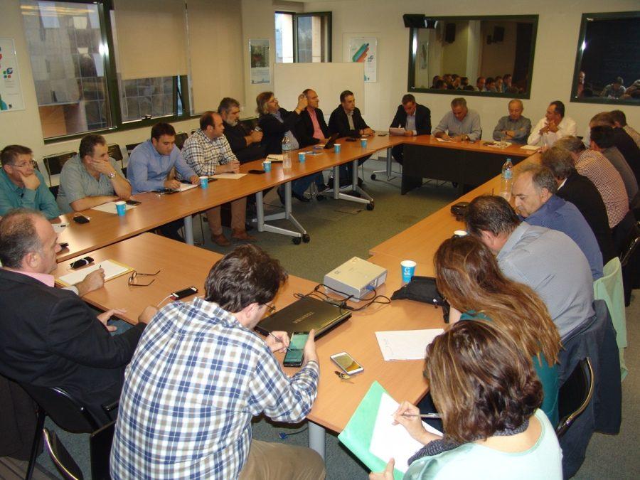 Με θετικό πρόσημο η  συνάντηση ΓΕΝΟΠ, Σωματείων μελών της,  Σκουρλέτη, Περιφέρειας Δυτικής  Μακεδονίας & Βουλευτών – Αναλαμβάνονται πρωτοβουλίες για λιγνίτη, Δημόσια ΔΕΗ, ρύπους, στήριξη της περιοχής, αποτροπή της βίαιης αποβιομηχάνισης