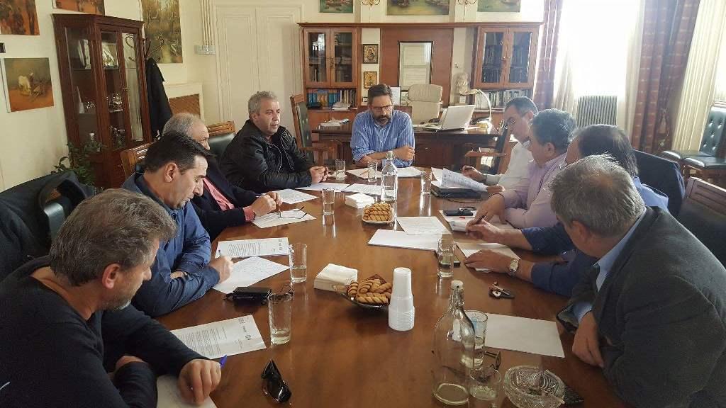 Σύσκεψη ΓΕΝΟΠ & Δήμου Κοζάνης για το μέλλον της περιοχής και το Ταμείο Δίκαιης Μετάβασης –  Πρόταση ΓΕΝΟΠ για «Περιβαλλοντικό Μέρισμα»