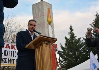 Το μεγάλο συλλαλητήριο στην Πτολεμαϊδα, ενάντια στο ξεπούλημα της ΔΕΗ