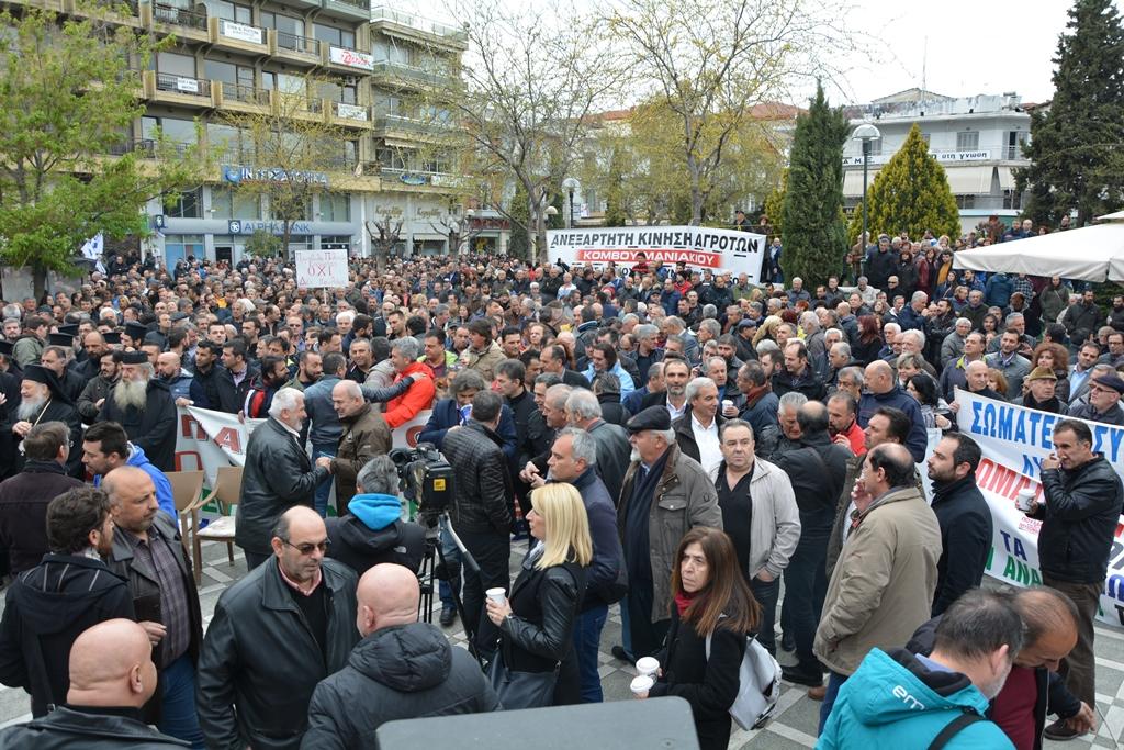 Η Δυτική Μακεδονία είπε ΟΧΙ στο ξεπούλημα της ΔΕΗ