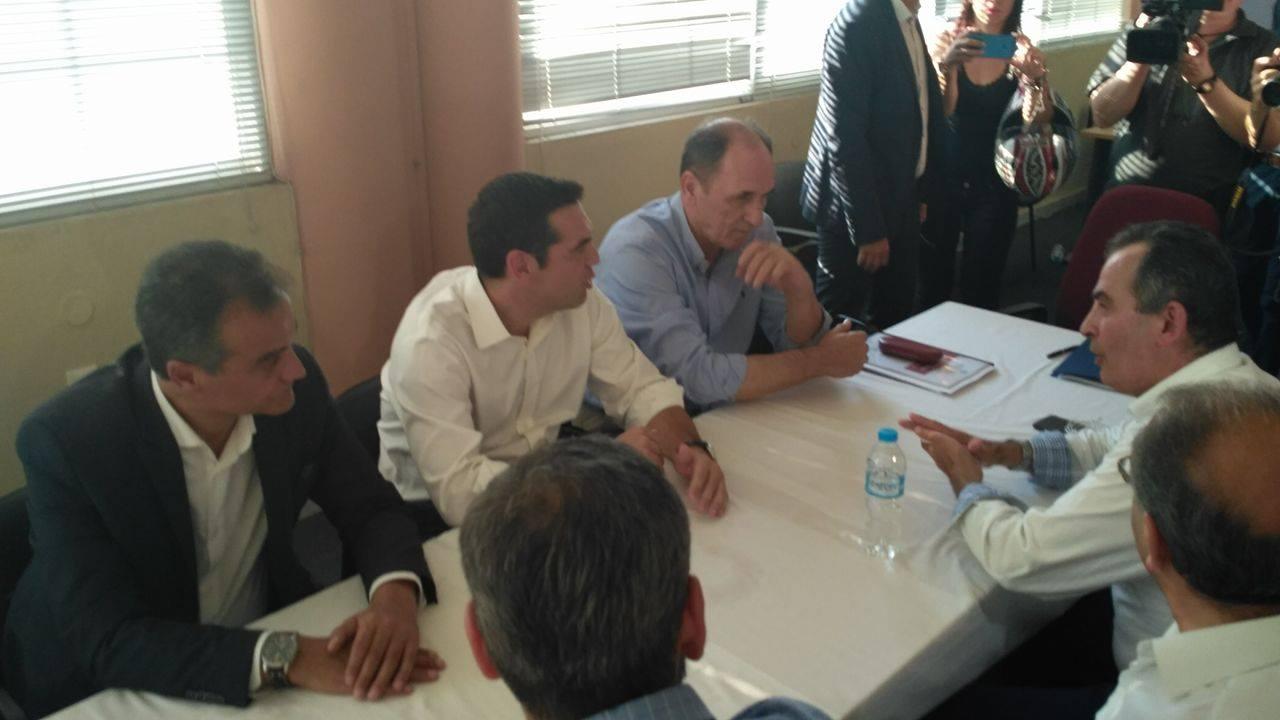 Η ΓΕΝΟΠ στη συνάντηση με τον Πρωθυπουργό – «Εθνικό έγκλημα» η διάλυση της ΔΕΗ