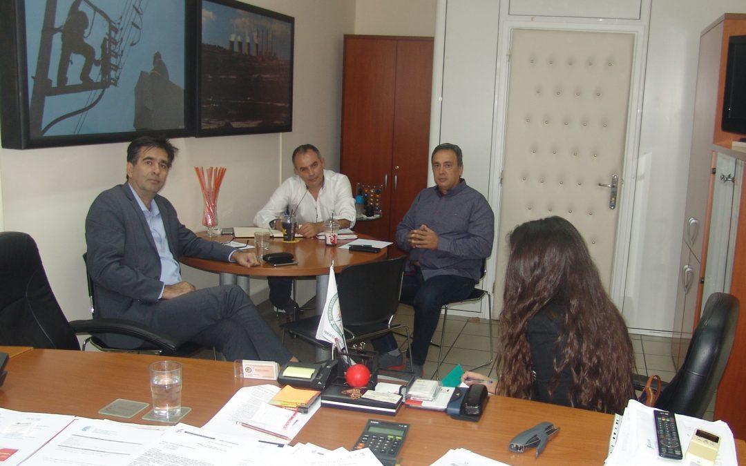 ΓΕΝΟΠ/ΔΕΗ και Δήμος Μεγαλόπολης συντονίζουν τη δράση τους ενάντια στο ξεπούλημα λιγνιτικών μονάδων