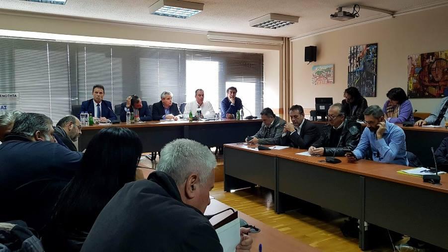 Η τοποθέτηση του Γ. Αδαμίδη στη σύσκεψη του Συντονιστικού Οργάνου στη Φλώρινα 21-11-2017