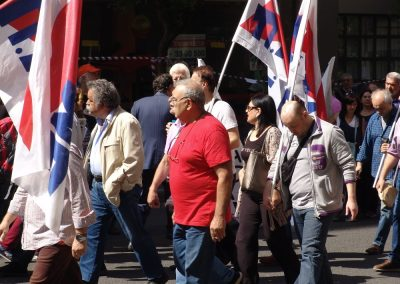 Συλλαλητήριο ενάντια στο Ξεπούλημα της ΔΕΗ