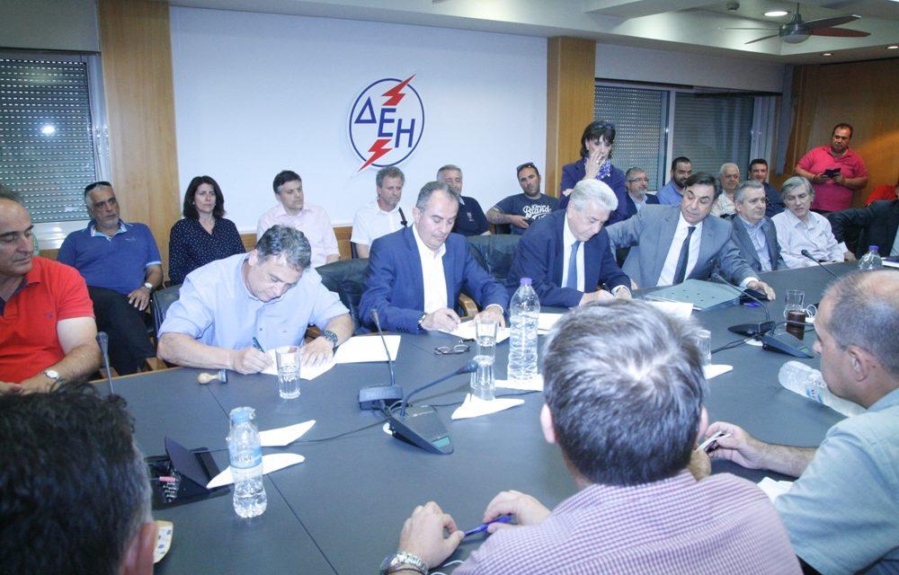 Δηλώσεις μετά την υπογραφή της ΕΣΣΕ