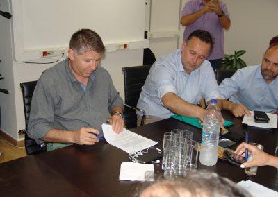 Υπογραφή ΣΣΕ στον ΑΔΜΗΕ