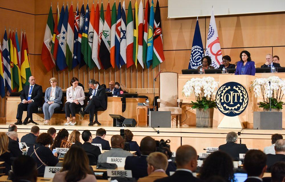 Διεθνής Οργάνωση Εργασίας (ILO) : 1919-2019 , Ένας αιώνας από την ίδρυσή της