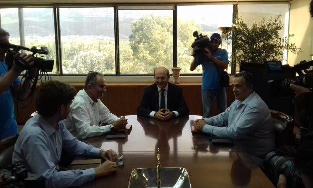 Συνάντηση ΓΕΝΟΠ/ΔΕΗ με το νέο υπουργό Ενέργειας