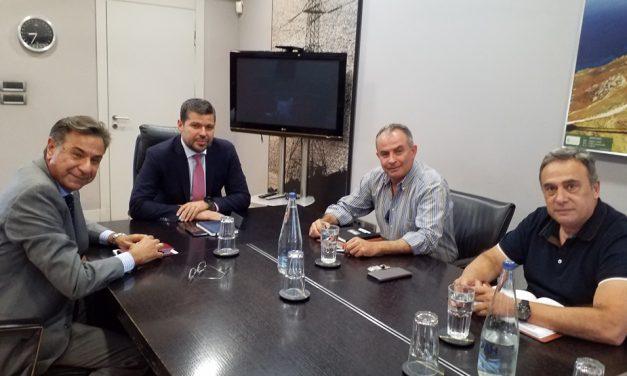 Συνάντηση ΓΕΝΟΠ/ΔΕΗ με τον Πρόεδρο της ΔΕΗ Α.Ε.
