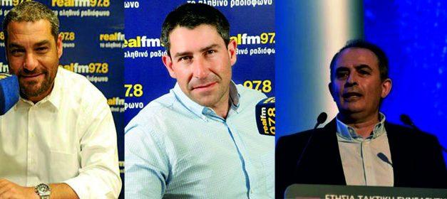 Ο Γ. Αδαμίδης στο Real FM και στην εκπομπή των Μ. Νιφλή – Α. Παυλόπουλου για τις αυξήσεις των τιμολογίων της ΔΕΗ