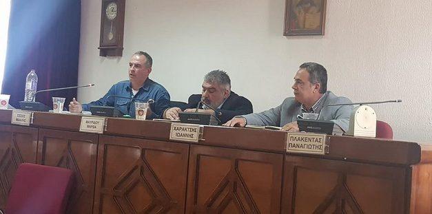 Σύσκεψη στο Δημαρχείο Εορδαίας για την απολιγνιτοποίηση – Δηλώσεις Δημάρχου & Προέδρου ΓΕΝΟΠ/ΔΕΗ