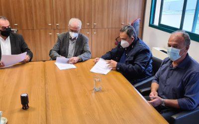 Υπογραφή της νέας ΕΣΣΕ Προσωπικού Λιγνιτικής Μελίτης